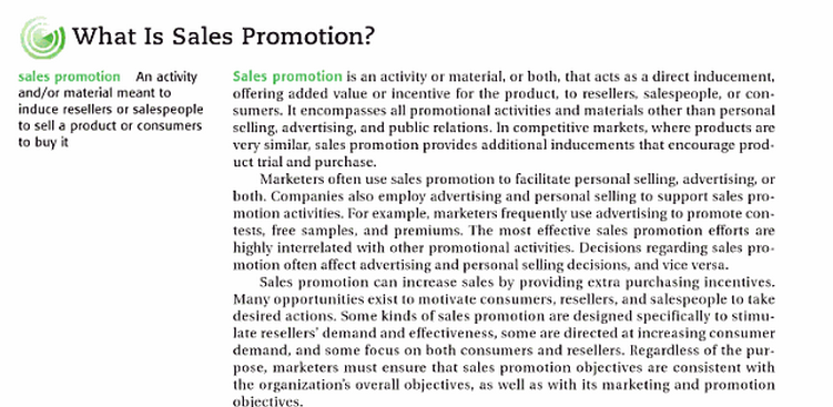 exam notes advertising and promotion Study flashcards on principles of marketing chapters 1,2,3,4 at advertising is merely a part of promotion which and successful promotion = how you go.